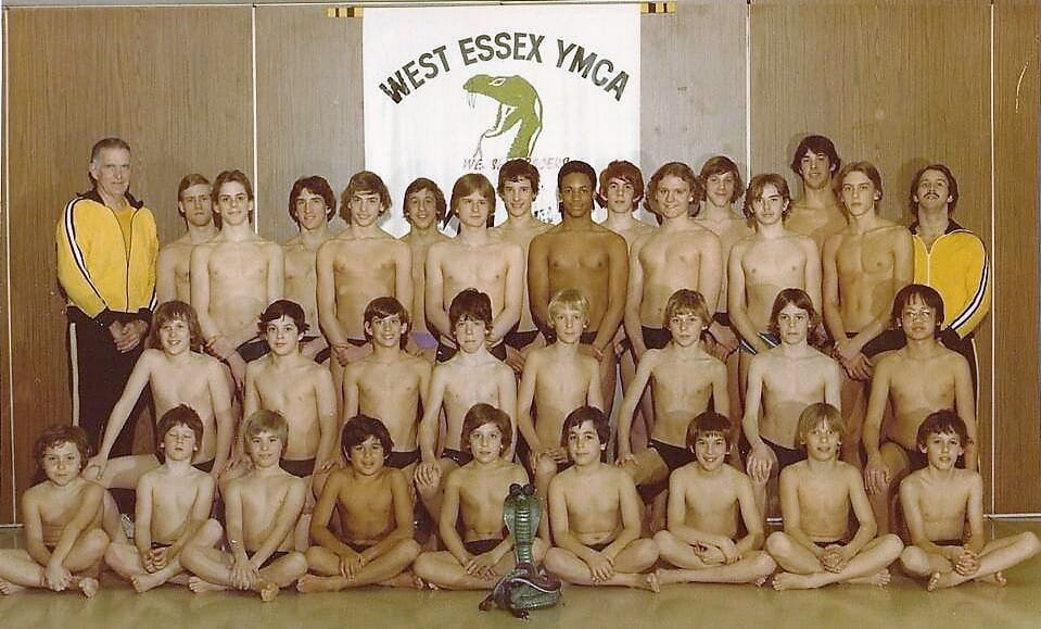 West Essex YMCA with Jim