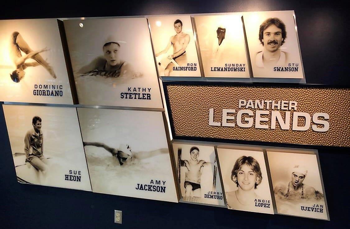 Pitt Legacy Wall