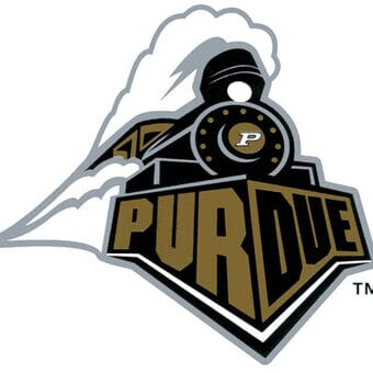 Purdue Train Logo