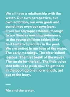 Poem from Swim Ireland